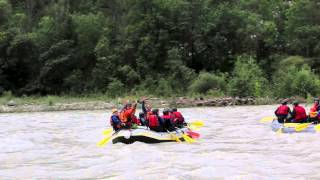 Rafting Ried im oberinntal