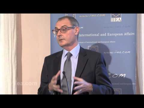 David O'Sullivan - The EU's External Action -- Moving to the Frontline - 19 June 2014