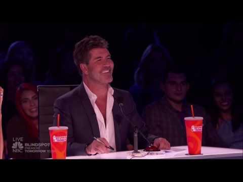 Jon Dorenbos: NFL Player Live Finale MAGIC Act/Speech (FULL)   America's Got Talent 2016