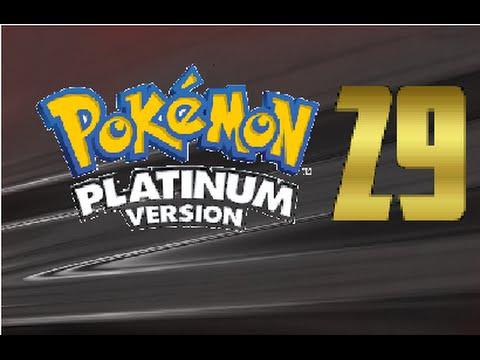 Let's Play Pokemon Platinum: Episode 29 (Snowpoint Gym)