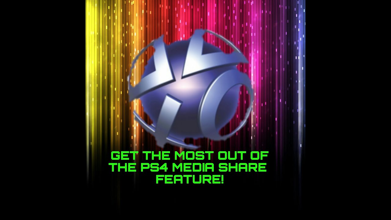 PS4 Media Player - How to Get Your PC Media Server to Allow Playstation 4  Media Player Access