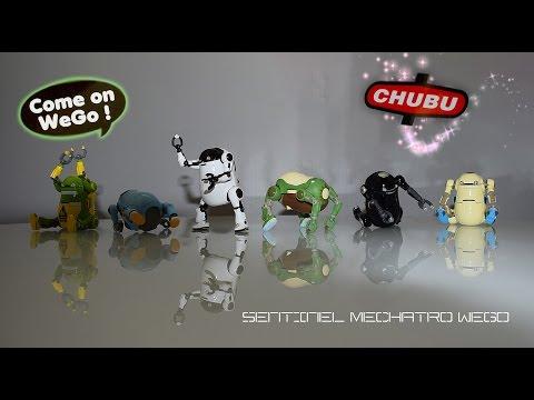 Mechatro WeGo from Chubu + Sentinel Ltd