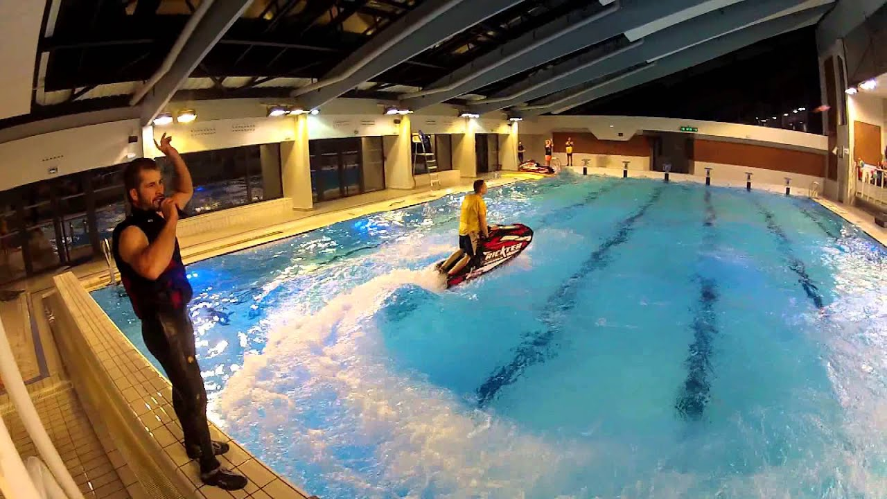 demo jet acrobatique telethon piscine st priest youtube