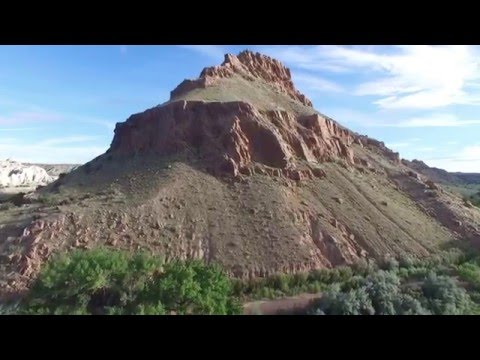 Best of New Mexico From Above 2015 - DJI Phantom 3 Aerial