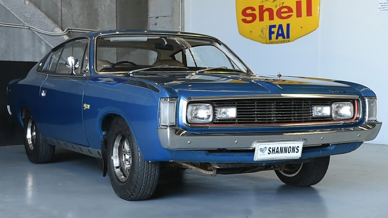 1971 Chrysler VH Valiant Charger 770 (E37) Coupe
