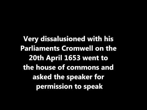 Why Oliver Cromwell is my Hero