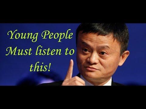 Jack Ma inspirasi untuk anak muda Indonesian Subtitle