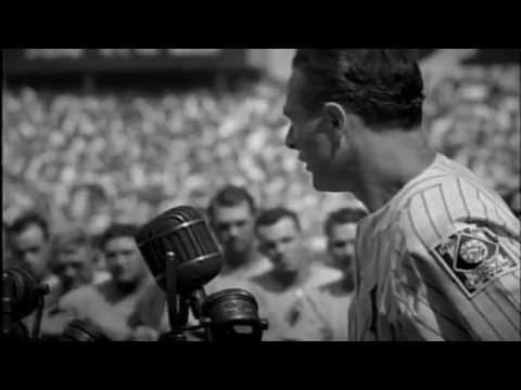MLB: 75th anniversary of Lou Gehrig's speech