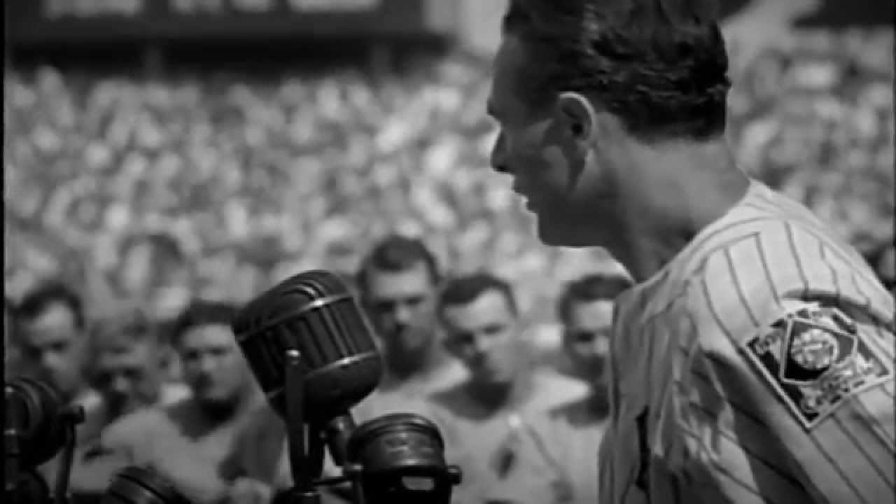 Mlb 75th Anniversary Of Lou Gehrig S Speech
