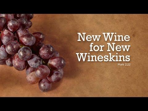 """New Wine for New Wineskins"" | Pastor Steve Gaines"