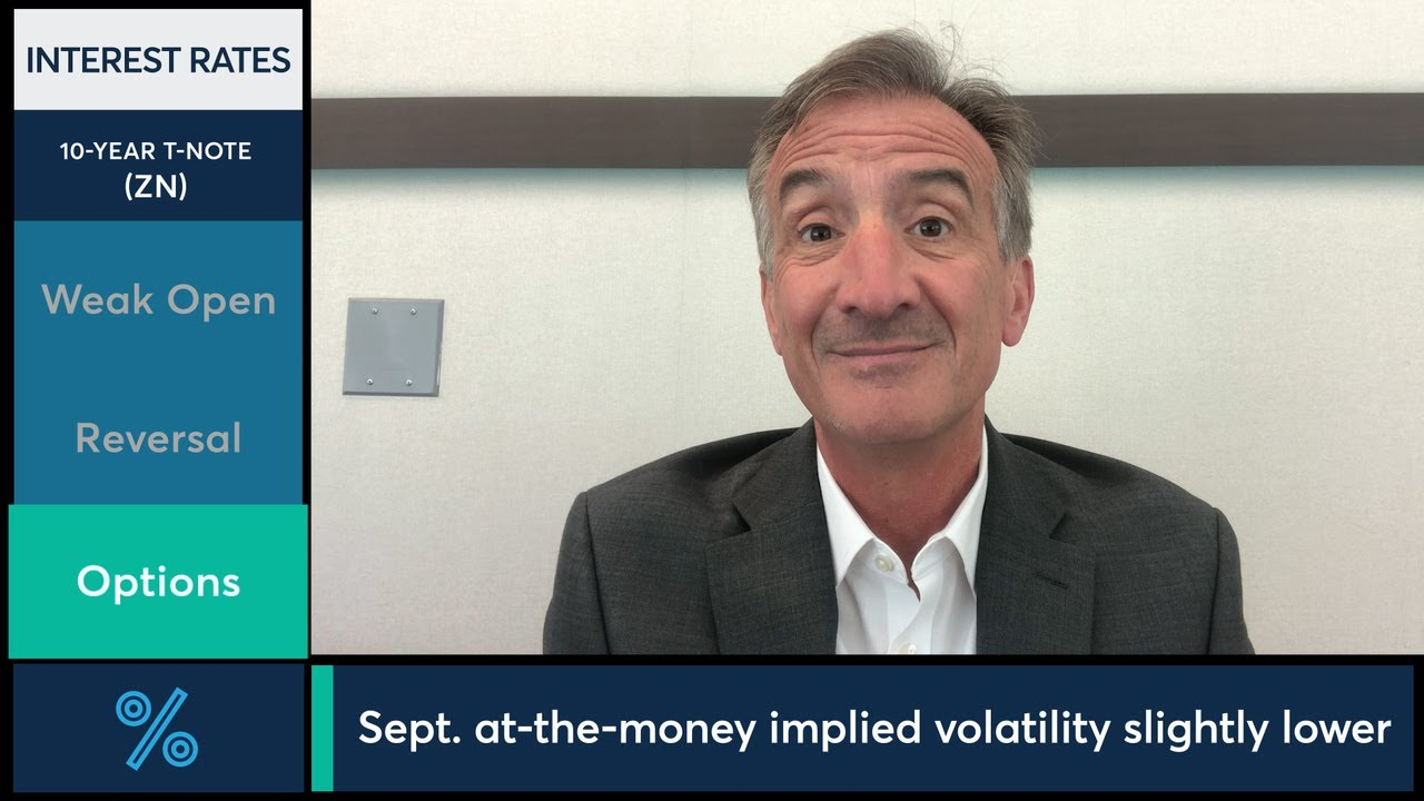July 22 Bonds Commentary: Larry Shover