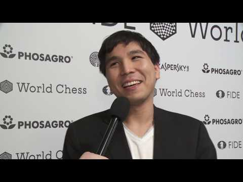 Round 11. Interview with Wesley So