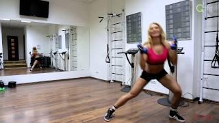 Упражнения для ног и ягодиц  (видео)(Самые эффективные упражнения для ног и ягодиц от фитнес-тренера и чемпионки мира