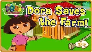 Jeux educatif pour Enfants - Dora l'exploratrice en Francais episode complet - 1H compilat