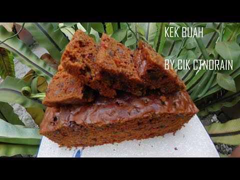 Kek Buah Kukus 👩🏻🍳 from YouTube · Duration:  4 minutes 55 seconds