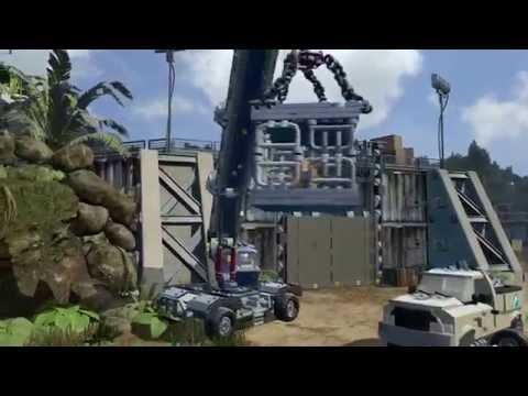 LEGO Jurassic World Gameplay Demo Xbox One