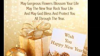 HAPPY NEW YEAR 2019 Happy New Year WhatsApp Status happy new year happy new year 2019 status