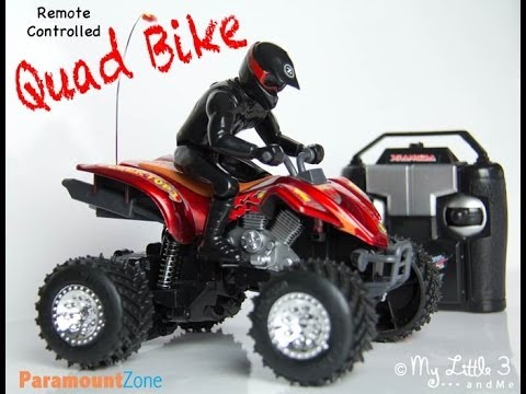 Remote Controlled Kids Toys
