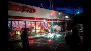 MINNEAPOLIS RIOTS: Looting, fires, molotov cocktails rock the city after George Floyd's death