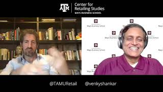 Conversation on Neuroscience in Business w/ Venky Shankar (Chair, Marketing Department at Texas A&M)