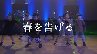 【DANCE】「春を告げる」| yama 〜KIDS DANCE キッズダンス choreography【4K】