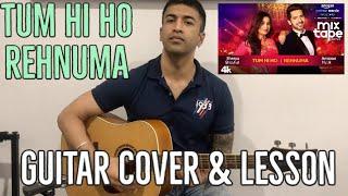 Tum Hi Ho Rehnuma | Shreya G Armaan M | Guitar Cover and Lesson