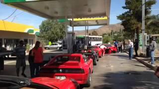 Ferrari Club Chile: Trailer del Rally a La Serena, Octubre 2014
