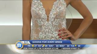 Gowns for every bride