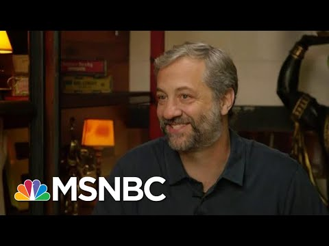 Judd Apatow On How China Gets Hollywood To Censor U.S. Films And Free Speech