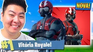I BOUGHT THE NEW SKIN OF COPILOTO AND I KILLED GENERAL! -Fortnite Battle Royale
