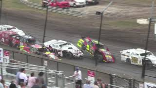 Big Modified Crash | Texas Motor Speedway 9.13.19