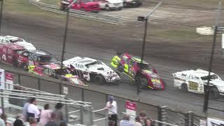 Big Modified Crash | Texas Motor Speedway 9.13.19