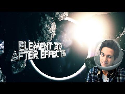 Element 3D plug-in After Effects | Creazione dello Spazio in 3D