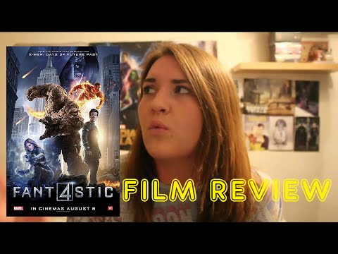 Fantastic Four (2015) - Film Review