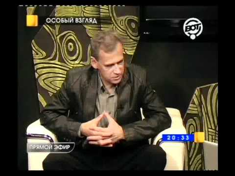 Андрей Кивинов у Алексея Лушникова, 21 апр. 2011