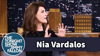 Nia Vardalos Cooked a Greek Meal for The Golden Girls Cast