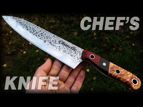 Knife Making: Chef