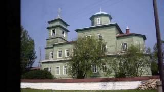 Церковь Вознесения Господня. Пермский край.