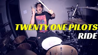 Twenty One Pilots - Ride | Matt McGuire Drum Cover