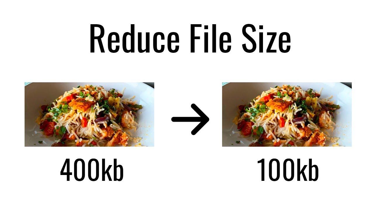 Node.js Reduce Image Size