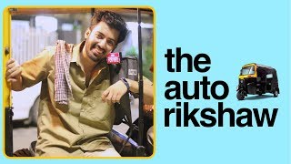 The Auto Rickshaw | Sindhionism