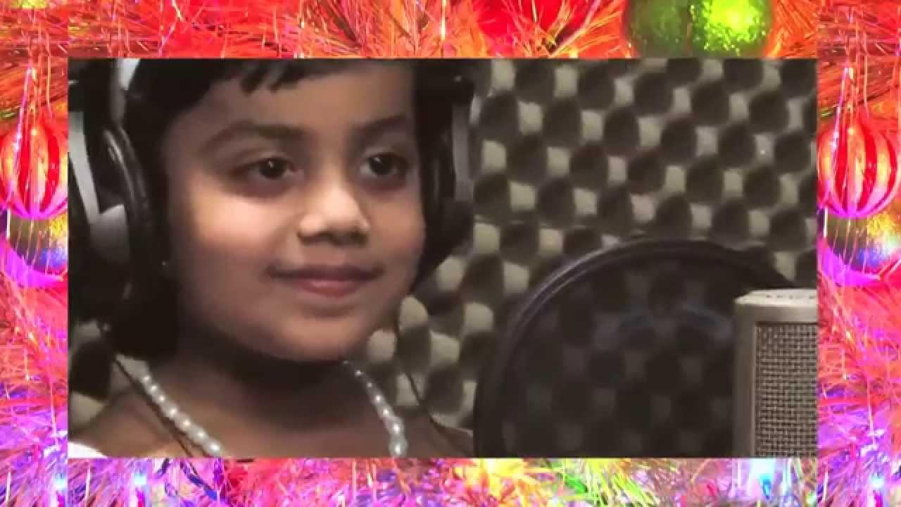 അരീരാരം ... Baby RUTH Singing Christmas Song New.Vishudha Pulkood. Renjith Christy