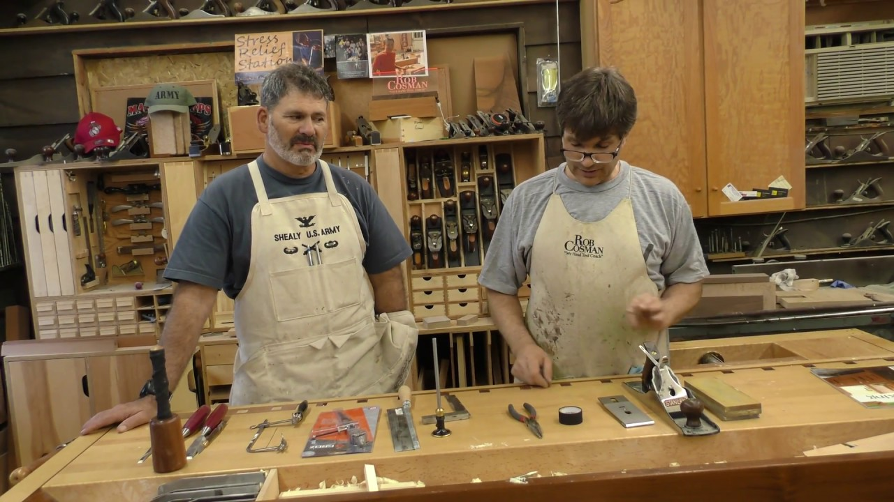 Hand Tool Restoration Project For Disabled Vets