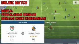 Pes 2018 Mobile   Online Match User Indonesia vs User Laos