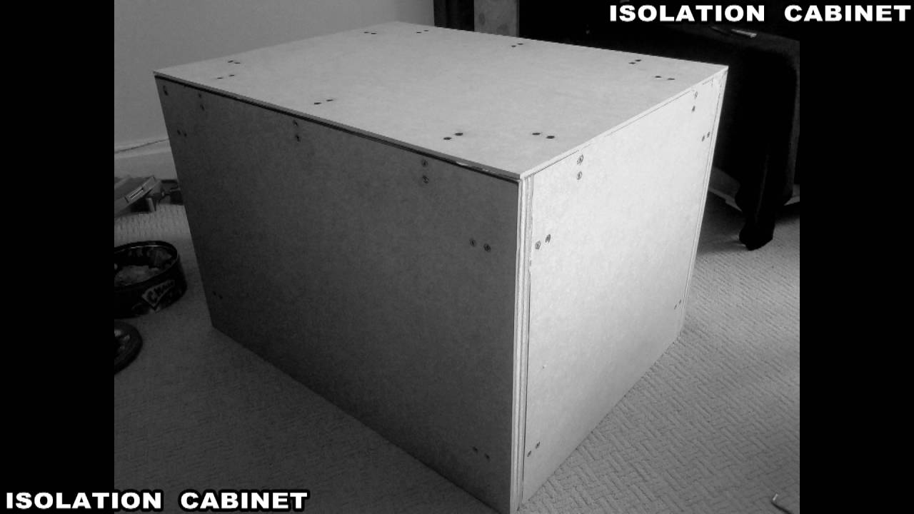 diy guitar isolation cabinet for sale in the uk iso cab youtube. Black Bedroom Furniture Sets. Home Design Ideas