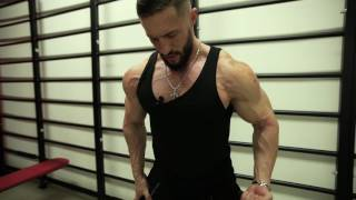 Упражнения с универсальными эспандерами Supreme Athletics для Мужчин Тренировка дома