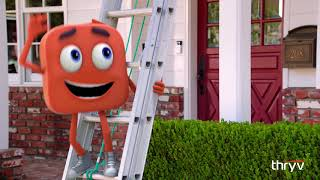 Roofer - :30 - Official Thryv Software Commercial - High Thryv!