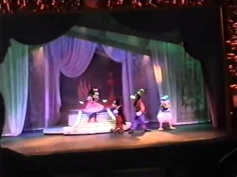 The AJ Project- AJ Perrelli in DL4- Disney Live