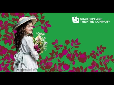 Montage of scenes from THE SECRET GARDEN