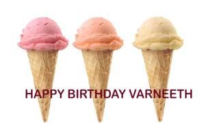 Varneeth   Ice Cream & Helados